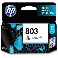 HP 803 Tri-Color Ink Cartridge