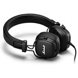 Marshall Major III On-Ear Headphones, Black