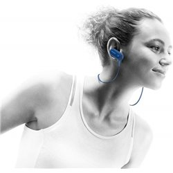 Sony Extra Bass MDR-XB50BS Active Sports Wireless in-Ear Headphones (Blue)