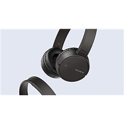 Sony WH-CH500 Wireless Stereo Headset (Black)