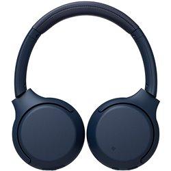 Sony WH-XB700 Wireless Extra Bass Headphones (Blue)