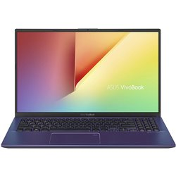 ASUS VivoBook 15 X512DA-EJ439T 15.6-inch Laptop (Quad Core R5-3500U/4GB/256GB SSD/Win 10/Integrated Graphics), Peacock Blue