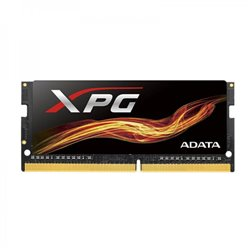 Adata AX4S266638G18-SBF Laptop Ram XPG Flame Series 8GB (8GBx1) DDR4 2666MHz Black