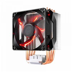 COOLER MASTER HYPER 410R 92mm Cpu Air Cooler With Red LED (RR-H410-20PK-R1)