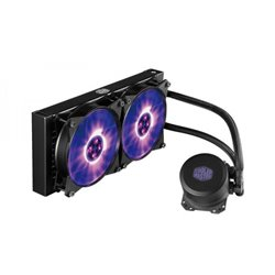 COOLER MASTER MASTERLIQUID ML240L RGB All In One 240mm Cpu Liquid Cooler (MLW-D24M-A20PC-R1)