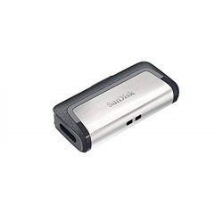 "SanDisk 64GB Ultra Dual Flash Drive, Type C USB 3.1"" High-Speed Performance USB 3.1"