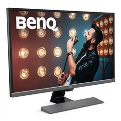 BenQ EW3270U - 32 Inch Monitor (AMD FreeSync, HDR, 4ms Response Time, Frameless, 4K UHD VA Panel, HDMI, DisplayPort, Speakers)