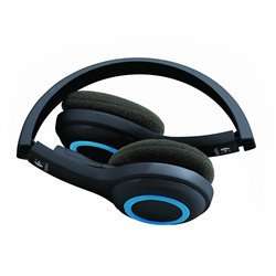 Logitech H600 Wireless Headset (Black)