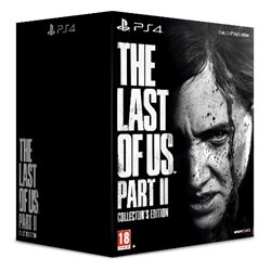 The Last of US Part 2 Collectors Edition PS4 ( Pre- Book)