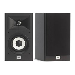 JBL A120 Bookshelf Speakers - Compact Design Most Suitable For Stereo and Home Theater System -Pair