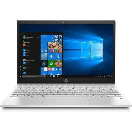 "HP Pavilion 13-an0045tu 13.3"" Laptop i5-8265U/8GB/128GB/Win 10/Integrated Graphics), Mineral Silver"