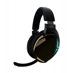 Asus ROG Strix F500 Gaming Headset with H-H RGB Light Synchronization via Mobile app Ctl &7.1 Virtual Surround