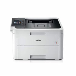 Brother Compact Digital Color Printer with NFC, Wireless and Duplex Printing (HL-L3270CDW)