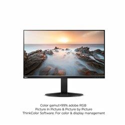 ThinkVision P32u-10 32 inch Wide UHD Adobe RGB Thunderbolt 3 Monitor