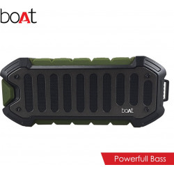 boAt Stone 700 Water Proof 10 W Portable Bluetooth Speaker  (Military Green, Stereo Channel)
