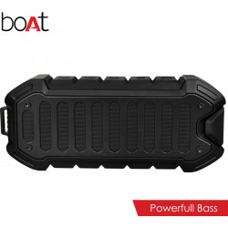 boAt Stone 700 Water Proof 10 W Portable Bluetooth Speaker  (Rugged Black, Stereo Channel)